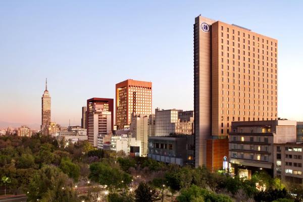 Hilton Reforma Hotel Mexico City