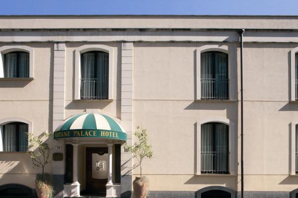 Katane Palace Hotel Catania