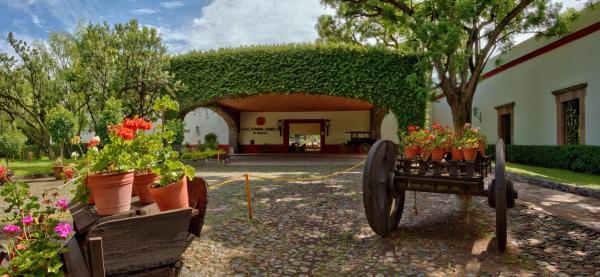 Hacienda Jurica by Brisas_1