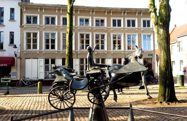 Den Witten Leeuw Hotel Bruges
