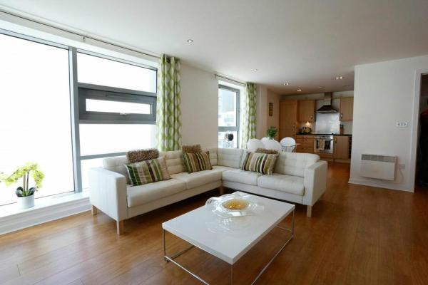 Waterfront Apartments Edinburgh