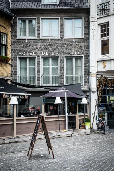Hotel De La Paix Poperinge