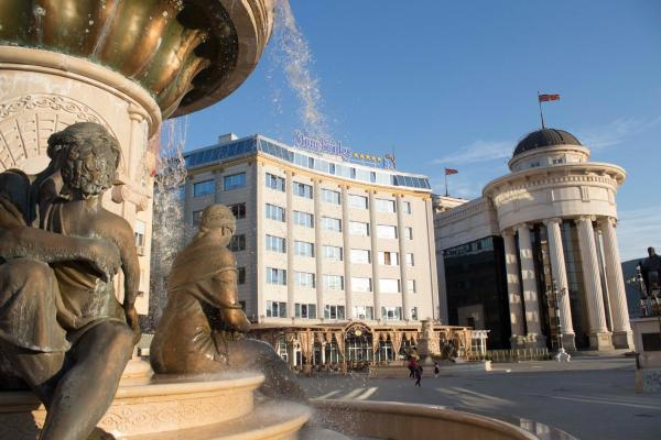 Stone Bridge Hotel Skopje