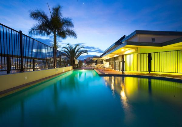 Brisbane City YHA Backpackers Hostel