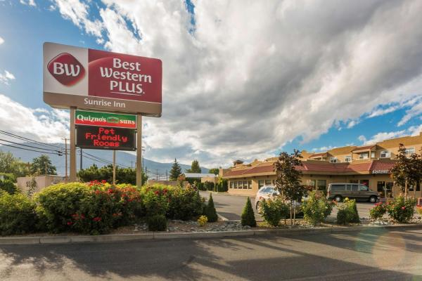 Best Western Sunrise Inn Osoyoos