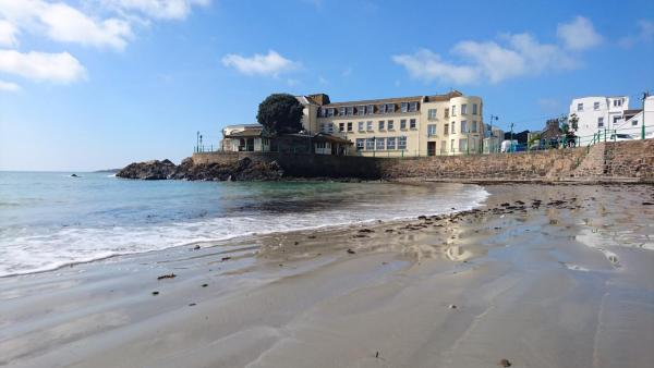 Fort D'Auvergne Hotel Jersey (Channel Islands)