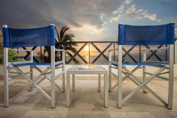Blue Chairs Beach Resort Hotel Puerto Vallarta