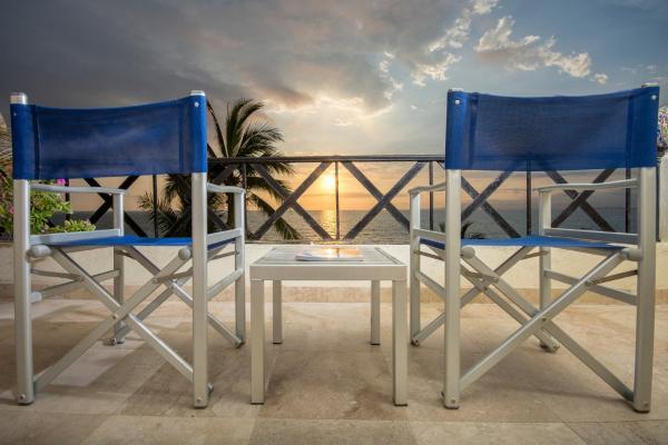 Blue Chairs Beach Resort Hotel Puerto Vallarta