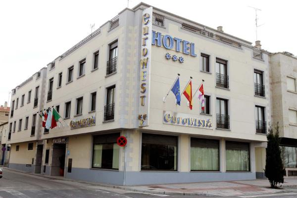 Eurowest Hotel Salamanca