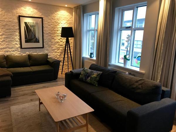 Heart of Reykjavik - Luxury Apartments