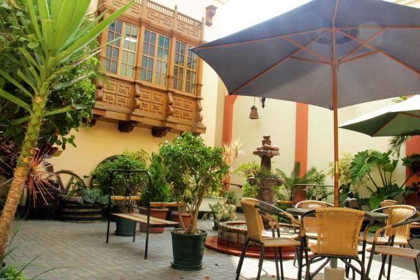 El Ducado Hotel Lima (Peru)