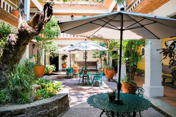 Best Western Parador del Dominico Hotel Oaxaca