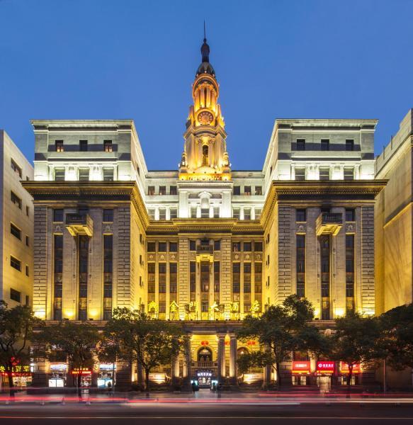 Pacific Hotel Shanghai