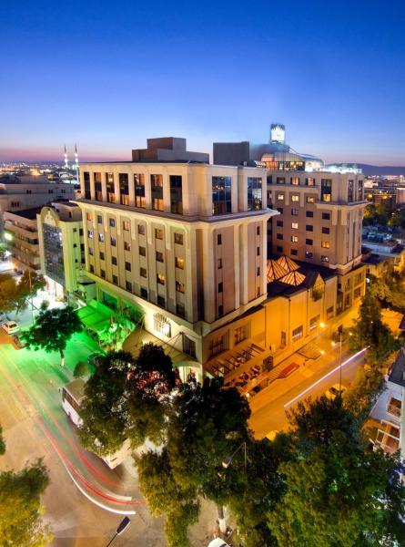 Tugcan Hotel Gaziantep
