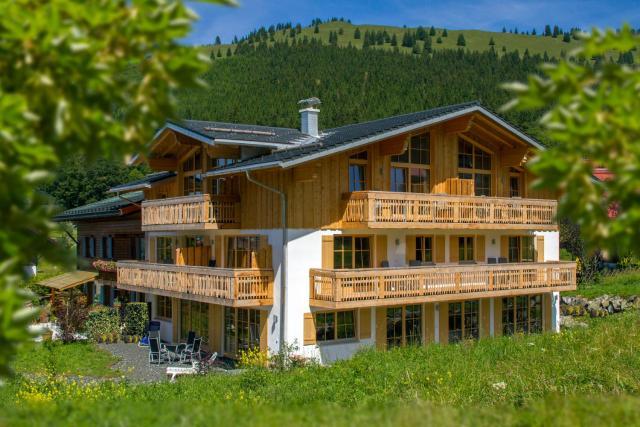 Landhaus Bergglühen