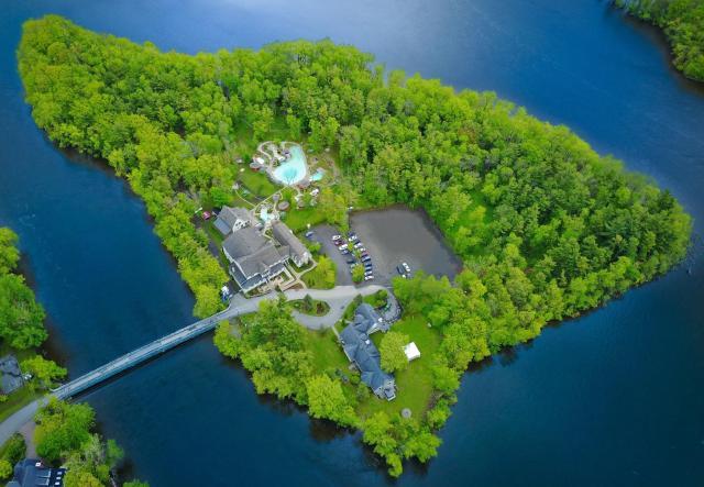 L'Oasis de l'Île