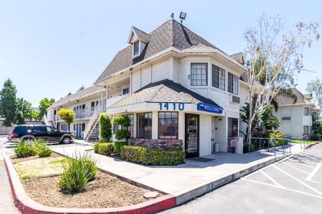 Motel 6-Merced, CA - North