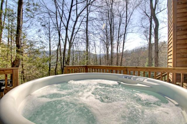 Blue Ridge Getaway Cabin