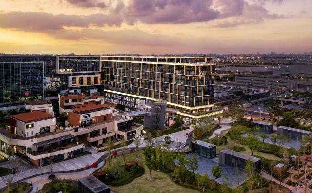Cordis Shanghai Hongqiao (Langham Hospitality Group)