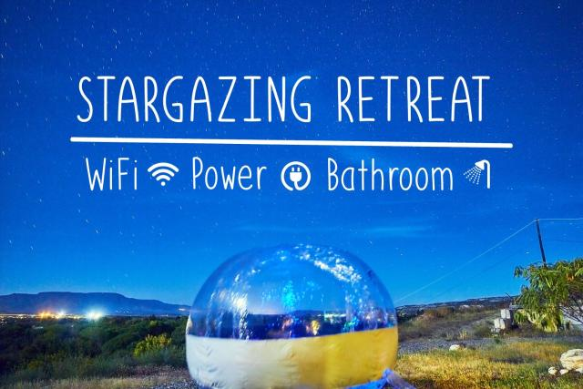 Stargazing Retreats