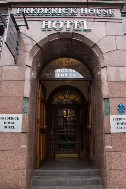 Frederick House Hotel