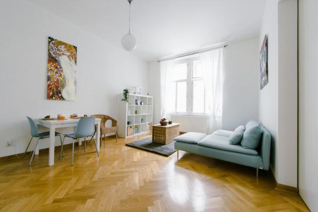 Kubelíkova Apartments