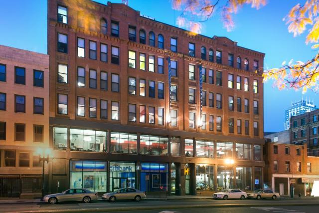 HI Boston Hostel