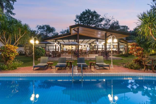 Eco Valley Lodge