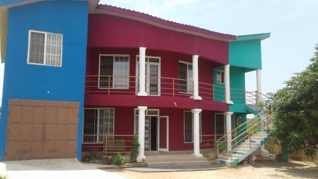 The Accra Backpackers Hostel