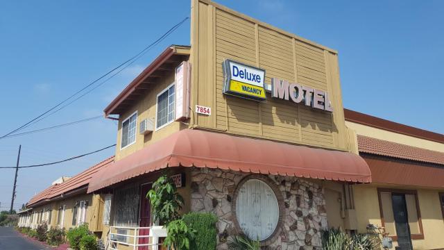 Deluxe Motel, Los Angeles Area