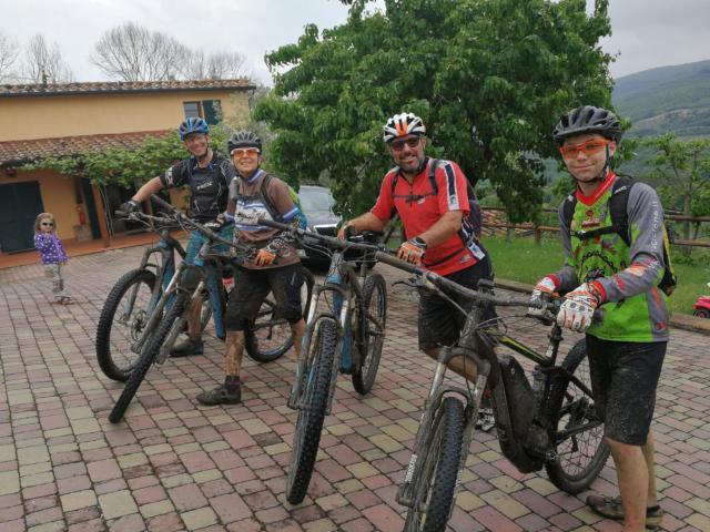 Agriturismo Bike Hotel Podere Giarlinga