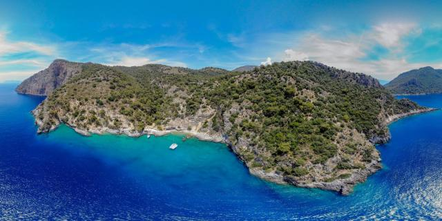 The Private Bays & Islands Of Turkey