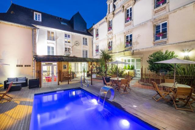 Grand Hôtel du Luxembourg et La Table du Grand Luxembourg