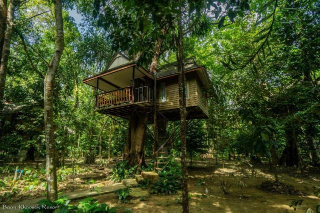 Baan Khaosok Resort