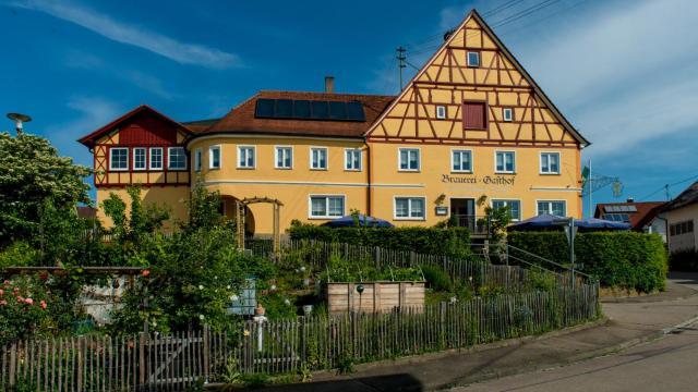 Brauerei und Gasthof zum Engel