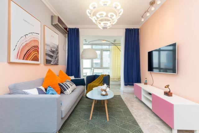 Harbin Nangang·Hash Railway Station· Locals Apartment 00134030