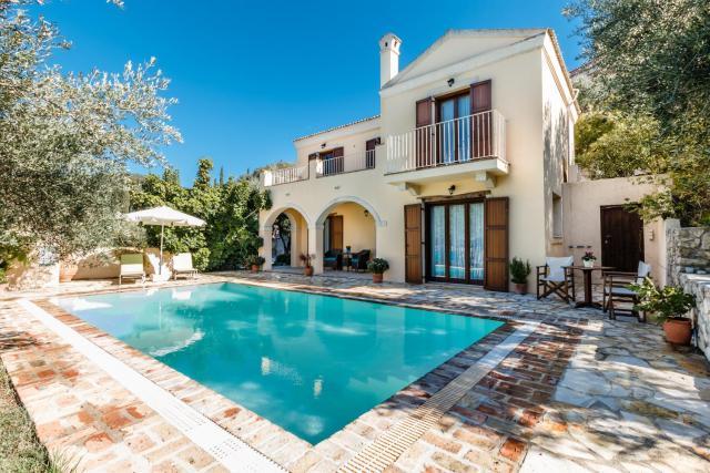 Mastrogiannis villa Dafne