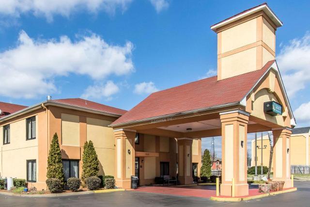 Quality Inn & Suites Memphis East