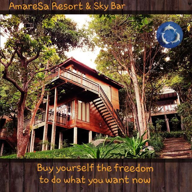 Amaresa Resort & Sky Bar - experience nature