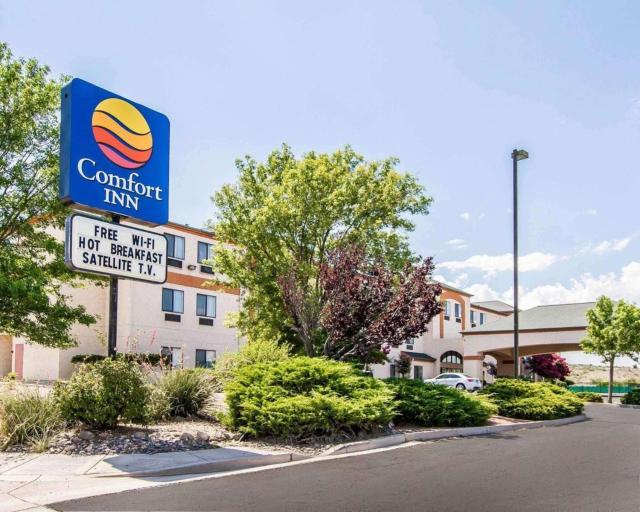 Comfort Inn Camp Verde - I-17 Exit 287 Arizona 260