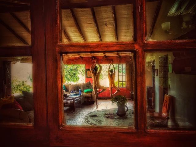 The Naked House Sabana - Hotel Nudista