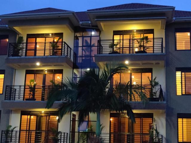 Kampala Suburbs Apartment
