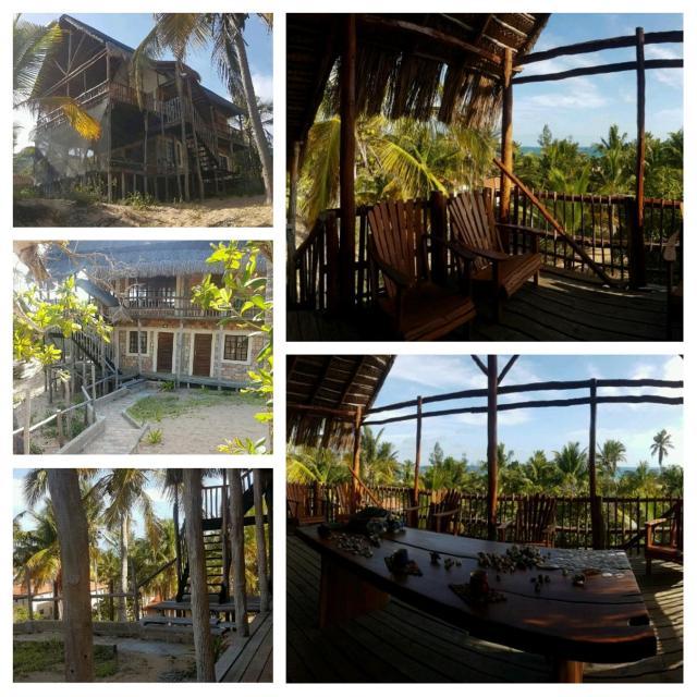 Casa Grande self-catering lodge Barra