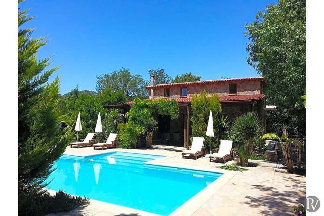 Kayakoy Villa Sleeps 6 Pool Air Con
