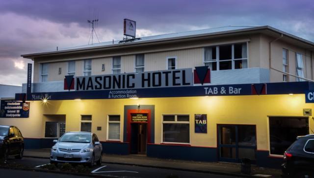 Masonic Hotel