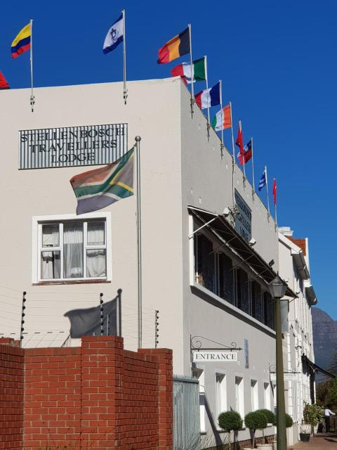 Stellenbosch Travellers Lodge Hostel