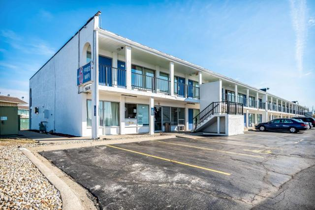 Motel 6-Columbus, OH