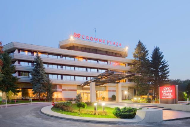 Crowne Plaza Bucharest, an IHG Hotel