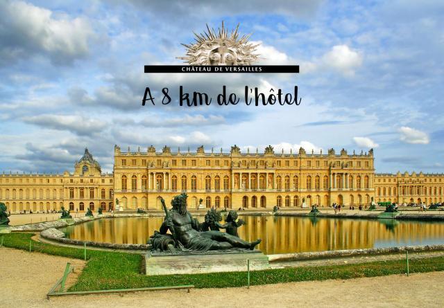 Hôtel Best Western The Wish Versailles