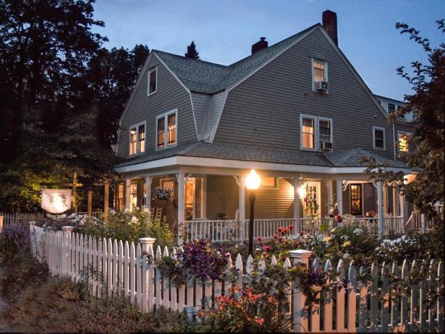 The Belmont Inn